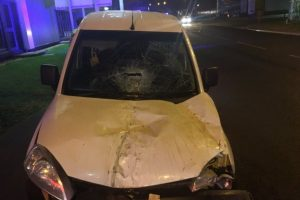 van driver involved in collision on a27 bognor bridge chichester arrested by police 3