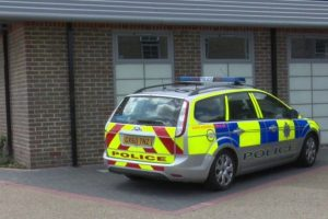sixteen illegal immigrants found in back of a lorry in east grinstead