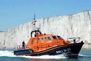 Eastbourne Lifeboat Recover Two Bodies Following Multi-agency  At Beachy Head