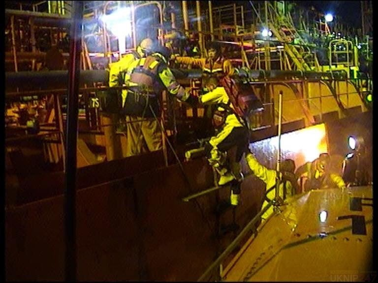 lifeboat called to 6000 ton chemical tanker