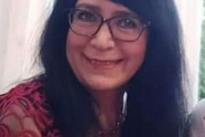 first picture of woman who was brutally murdered in her half million pound home in east sussex