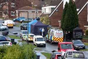 Man arrested for  Double Crawley Down murder is seriously ill in Hospitial