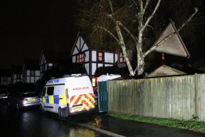 murder investigation launched in crowborough
