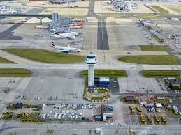 security incident at gatwick airport see all flights held