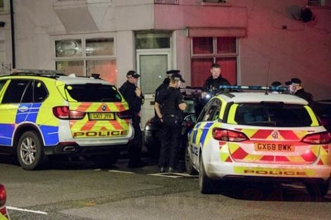 Murder probe launched in Newhaven Teen arrested on suspicion of Murder