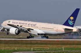 All International flights from and to the Kingdom of Saudi Arabia Airports for two weeks