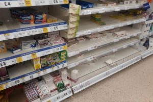 Supermarkets across the UK  are set to close at midnight to allow staff to safely restock essential items after shelfs have been emptied and staff are being put under too much pressure by customers