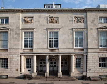 A man has appeared in court on firearms and drugs charges following a police operation in Hastings