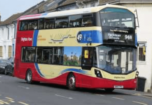 All change on Brighton buses as emergency timetable brought in