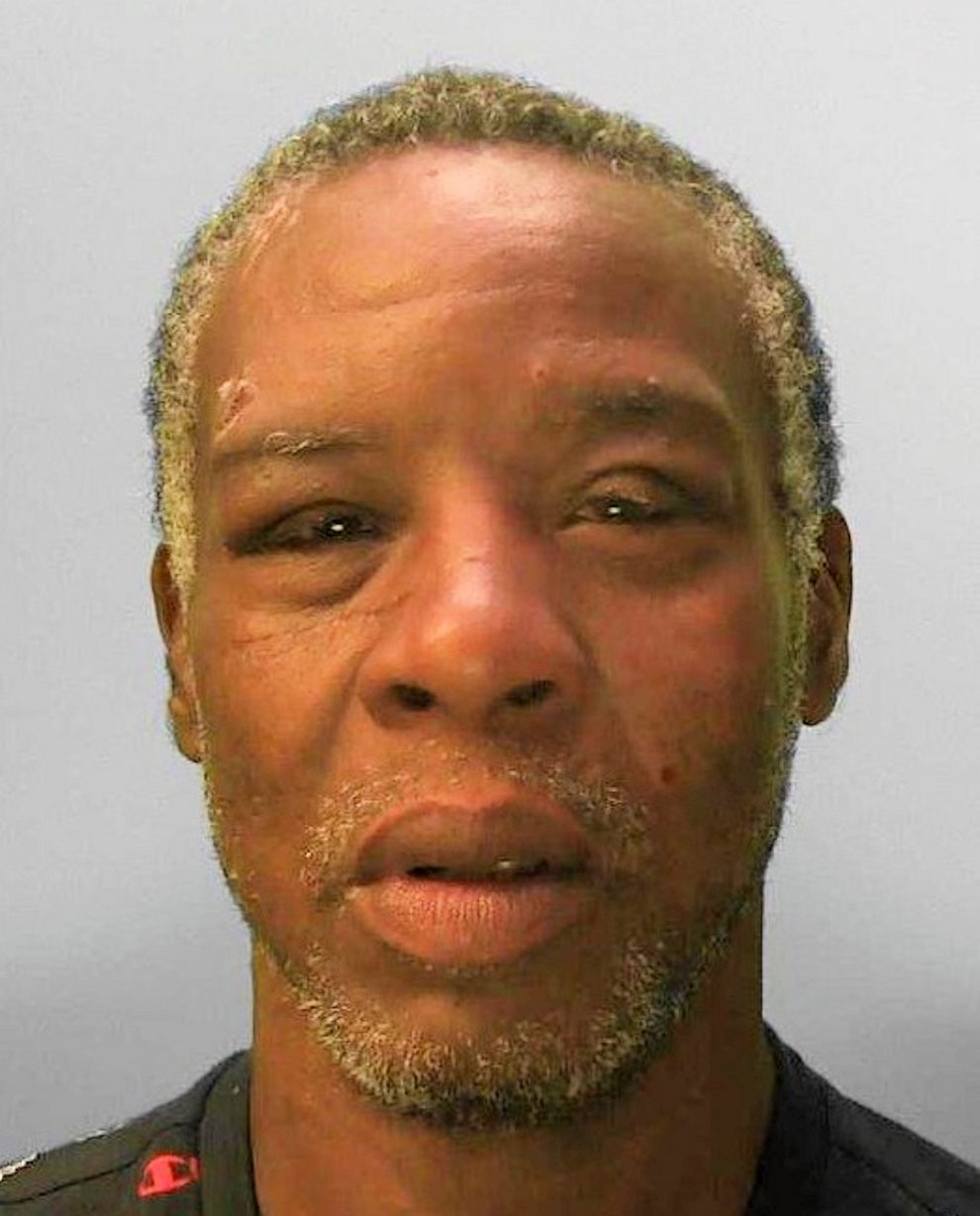 Andrew Charles wanted for recall to prison.