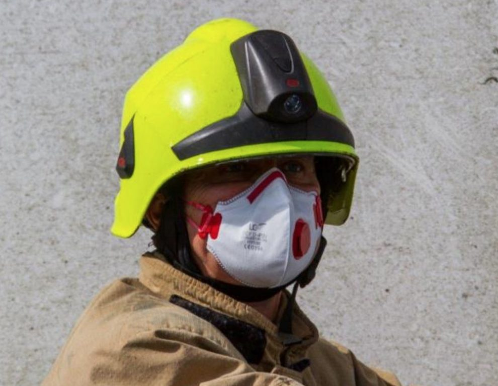 Firefighters across the UK could support the delivery of COVID-19 testing