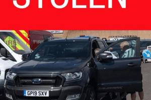 Ford Ranger Stolen from Peacehaven