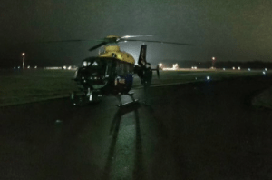 National Air support assist police in Sussex twice overnight