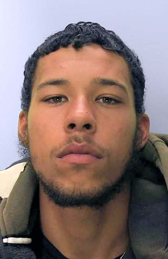 Police searching for wanted man Che Isaacs-Neville