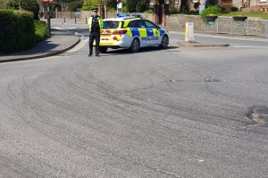 RTC near Battle has closed road