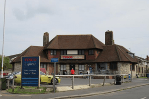 Three Charged after Tesco Express burglary  in Worthing