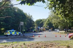 A259 at Littlehampton closed following serious collision