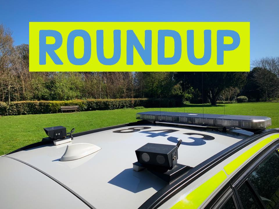 Busy Shift on Friday for Sussex Traffic Officers