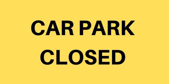 CAMBER SANDS CAR PARKS ARE NOW ALL CLOSED