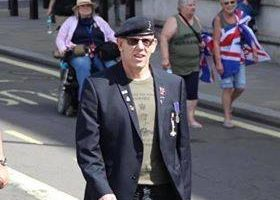 Concern for Welfare: Missing Veteran from Crawley