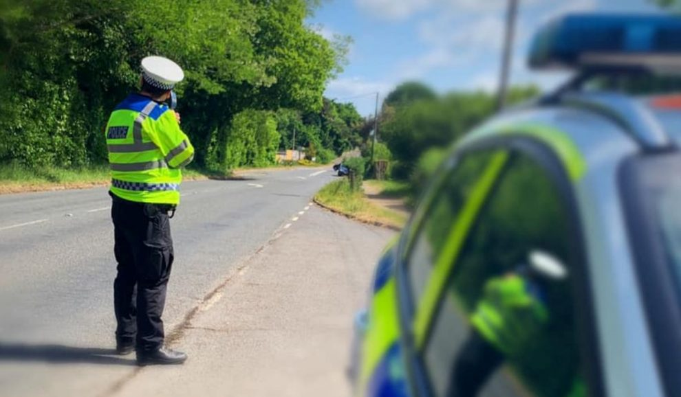 Hundreds of offences detected in latest speed campaign