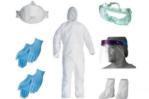 Millions more items of PPE for frontline staff from new business partnerships