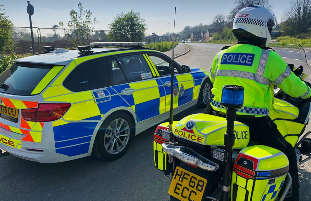 Officers conduct days of action to tackle crime in Sussex