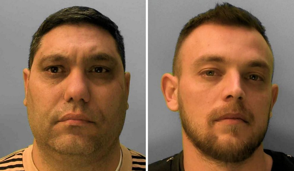 Pair jailed for Hove Currys PC World burglary