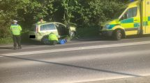 RTC A259 between Peacehaven and Newhaven