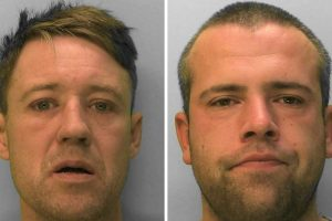 Rustington robbers jailed for almost 15 years