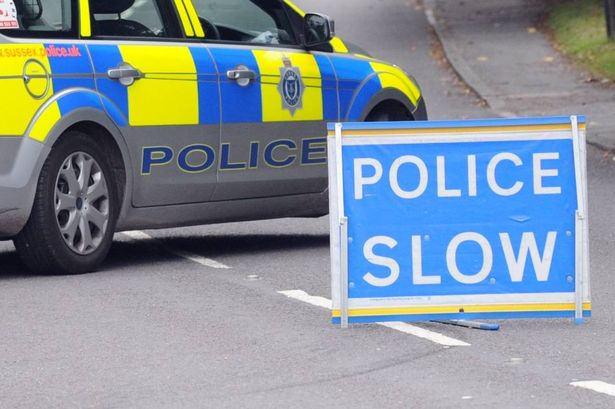 A258 in East Sussex closed after major crash