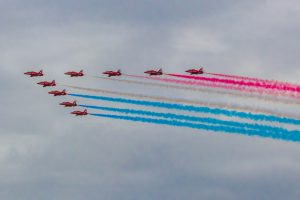 This years Eastbourne Airshow has been canceled.