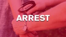 A quick response by police resulted in the safe arrest of a man in possession of a gun in Hastings.