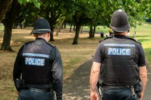 A teenager has been charged after two people were assaulted in Uckfield.