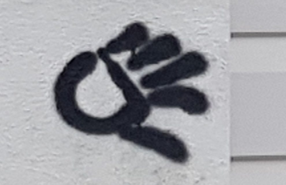 Graffiti tagger ordered to pay compensation to his victims in Hove