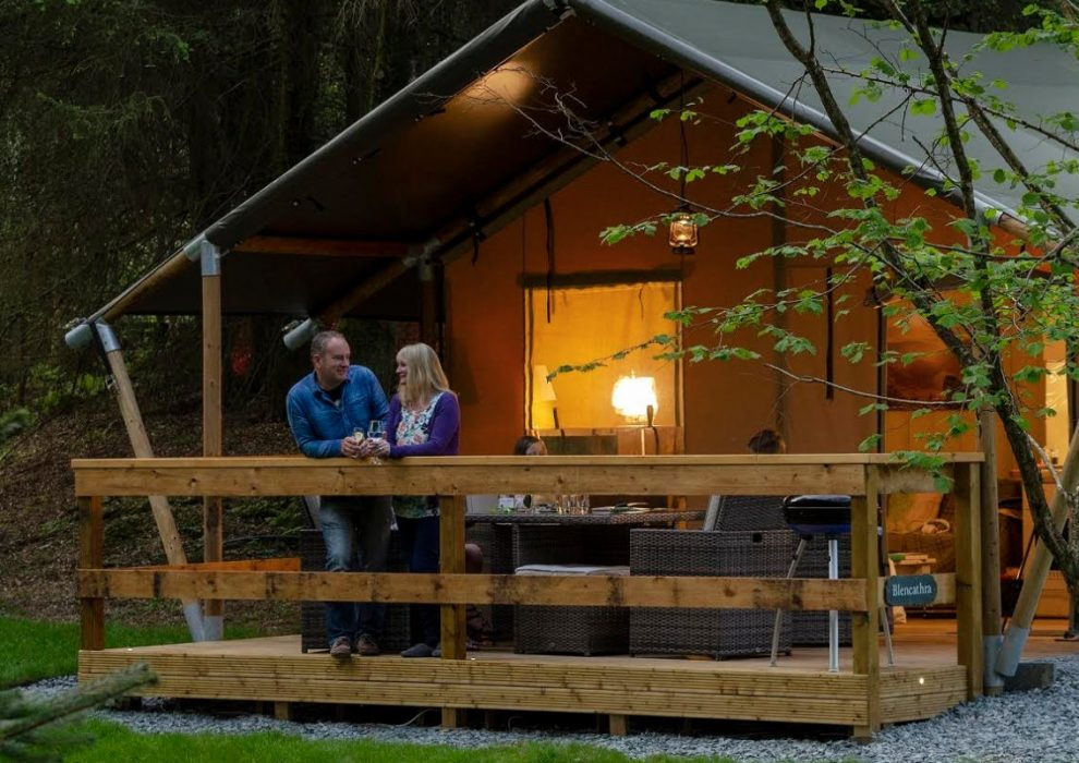 Holiday and camping parks set to offer a winter welcome