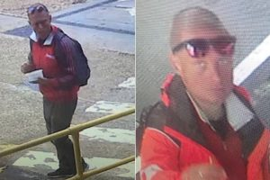 Identity sought after burglary at Royal Mail delivery office in Hove