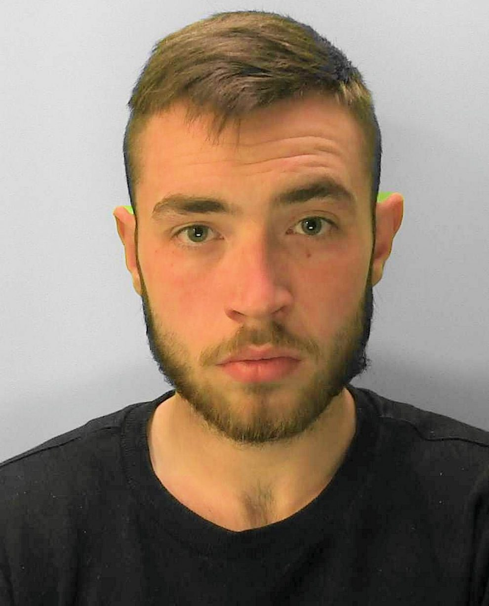 Lee Cummings, 18 banned from parts of Uckfield town centre for two years