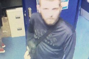 Man sought in connection with theft of £60,000 worth of stock from toy store