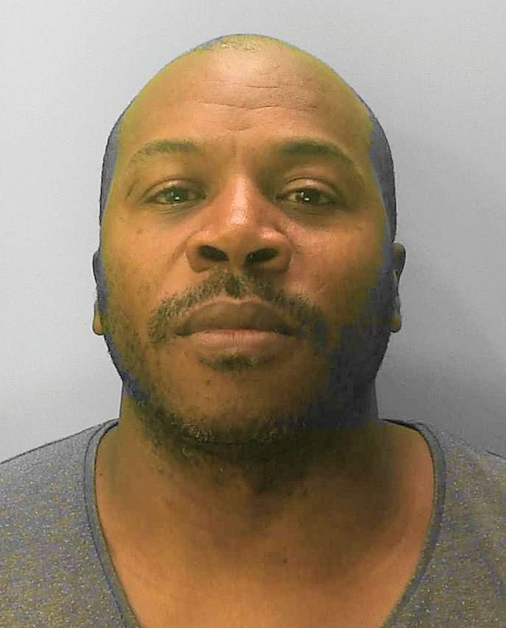 Man who tried to hide heroin and cocaine inside a police car is jailed