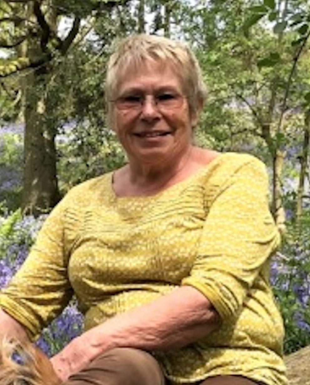 Missing Gerda Uelfer-Woods from Forest Row