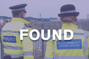 Missing Scunthorpe man found safe in Eastbourne