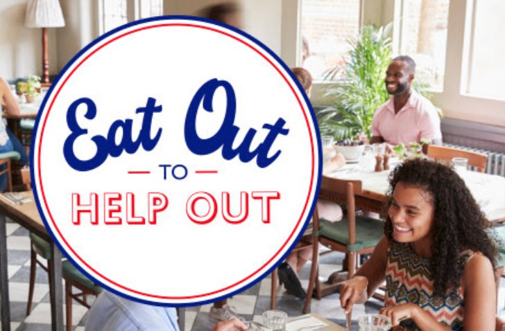 More than 53,000 outlets across the UK have so far signed up to the UK Government's Eat Out to Help Out Scheme
