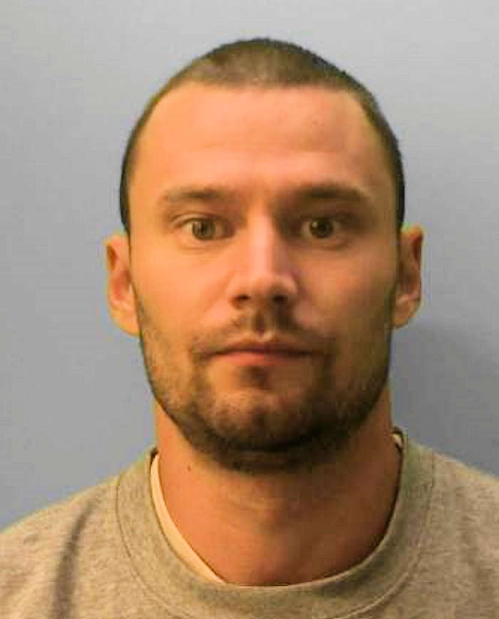 Police are still searching for a wanted man Daniel Meehan from Brighton