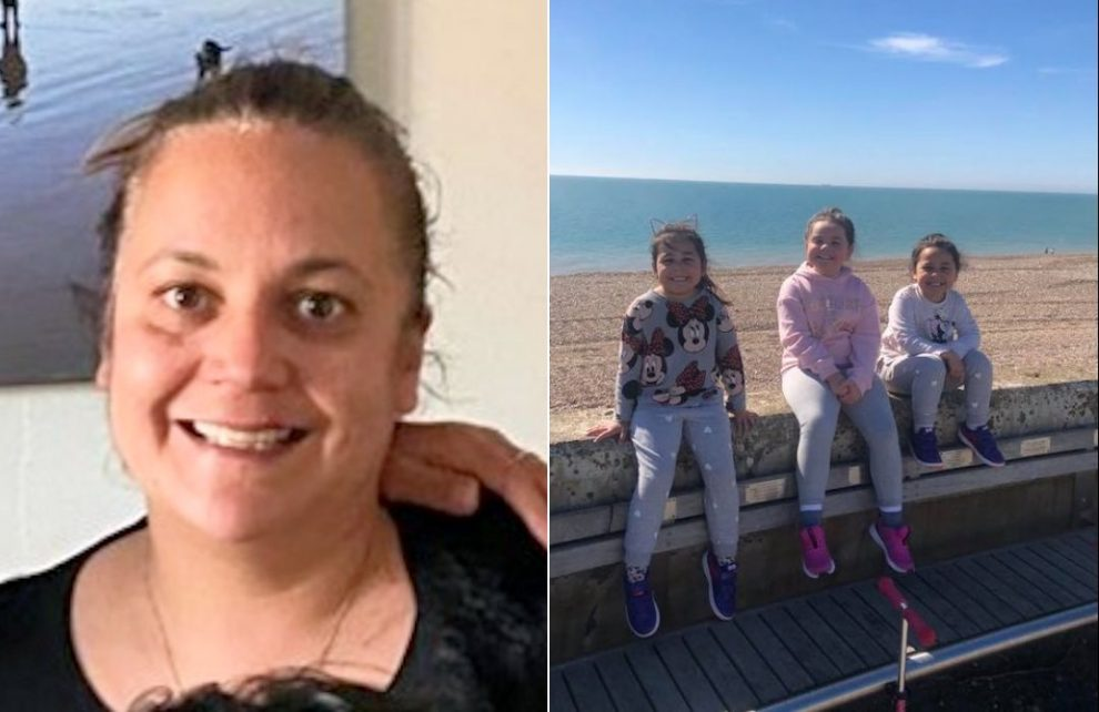 Police searching for woman missing with her three children
