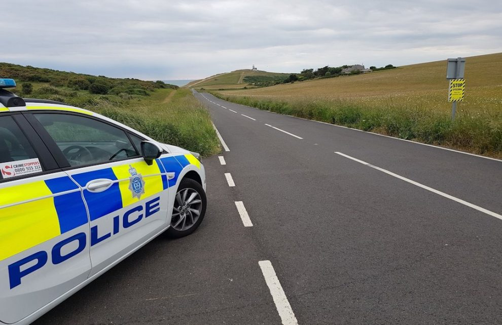 Police take action against anti-social driving in Eastbourne
