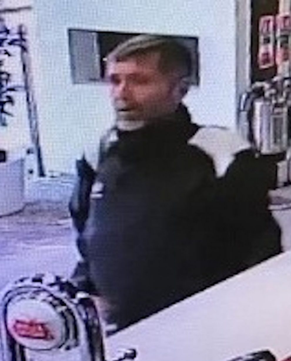 Search for missing Graham Pearson last seen in Eastbourne
