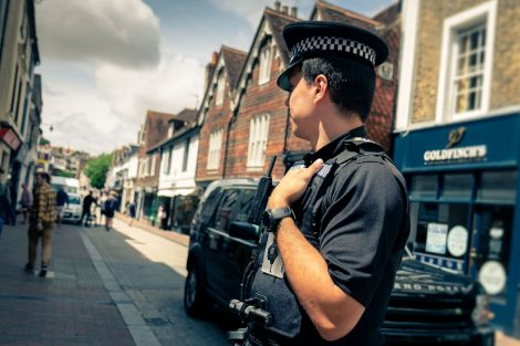Sussex Police encourage people to act responsibly over the weekend