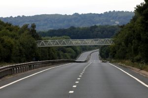 The A21 is open in both directions