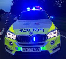 Thirteen people have been arrested for offences including assaulting an emergency worker and violent disorder in Shoreham